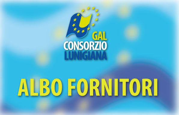 AVVISO COSTITUZIONE ALBO FORNITORI GAL CONSORZIO LUNIGIANA